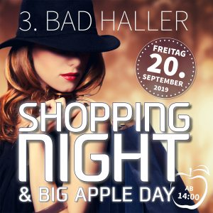 Shopping Night Bad Hall