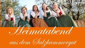Heimatabend Volkstanzgruppe Micheldorf