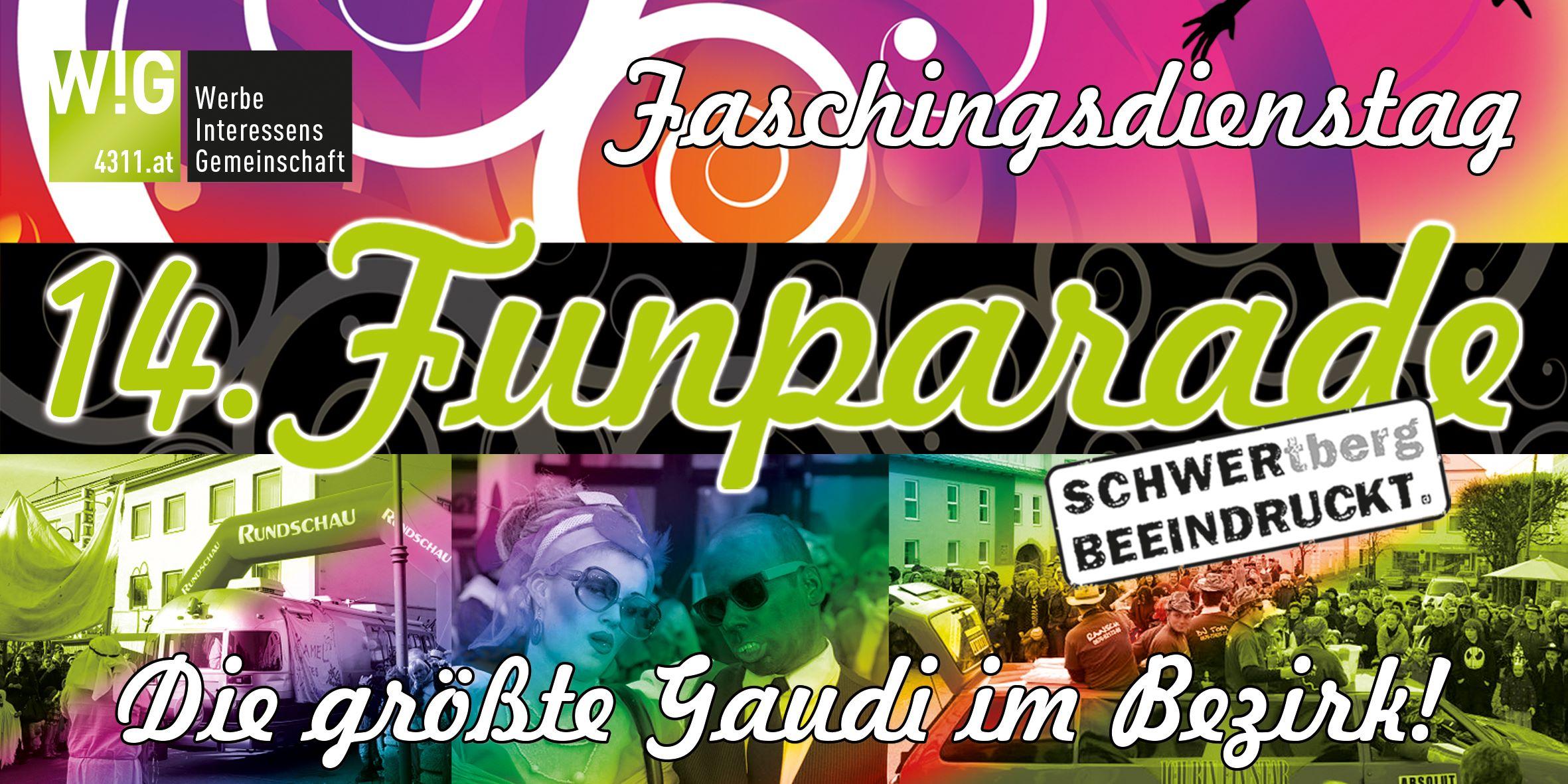 WIG Funparade daistwaslos.at