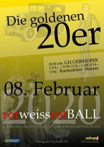 Rot-Weiß-Rot Ball Schwertberg daistwaslos.at